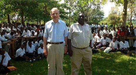 Bishop Nkoyoyo Secondary School 1