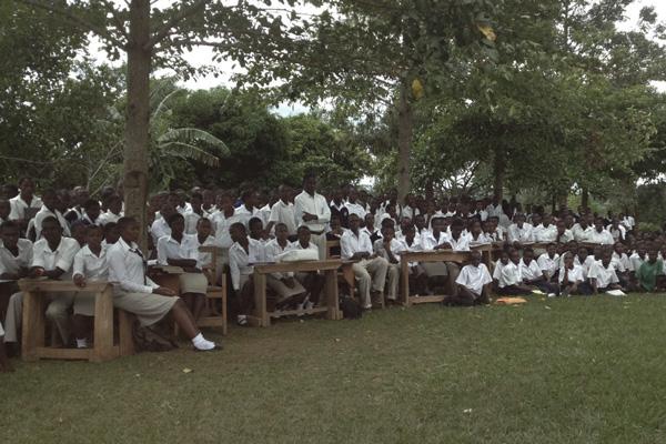 Bishop Nkoyoyo Secondary School 4