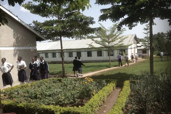 Bishop Nkoyoyo Secondary School 3