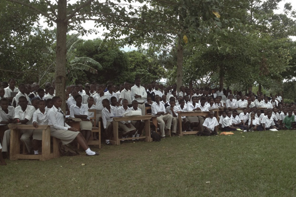 Bishop Nkoyoyo Secondary School 4