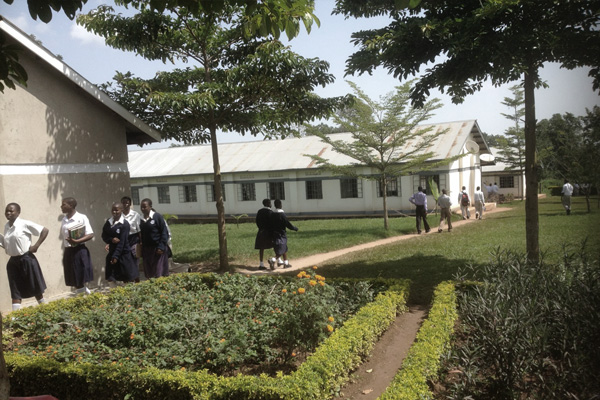 Bishop Nkoyoyo Secondary School 3